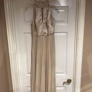 Dresses & Skirts - Champagne Bridesmaid Dress by After Six